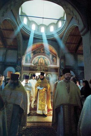 Фото - Храм Серафима Саровського в раеви: опис, фото, богослужіння