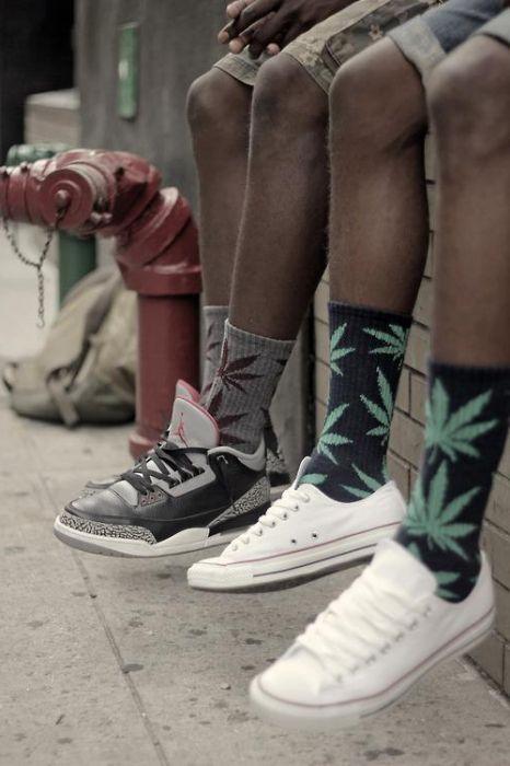 Фото - Huf - шкарпетки, які стали важливим аксесуаром вуличної моди