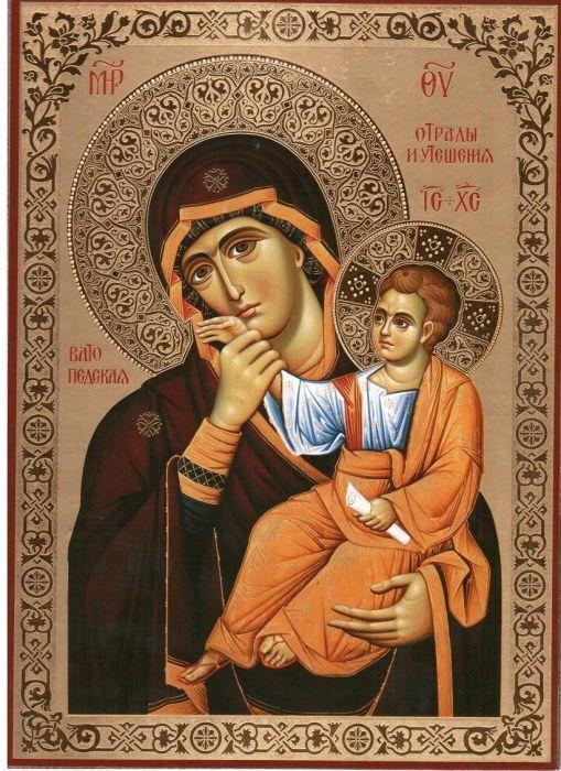 Фото - Ікона Божої Матері Муромська, казанська, володимирська: опис, фото