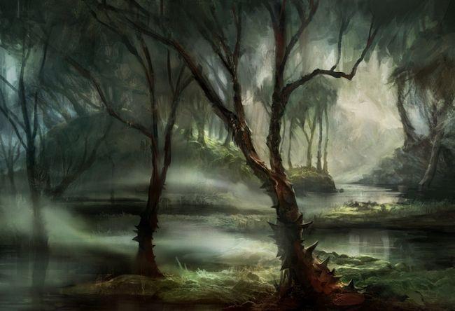 Фото - До чого сниться болото? До чого сниться впасти в болото?