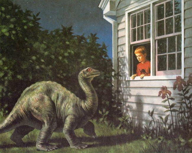 Фото - До чого сниться динозавр? Трактування нічного бачення