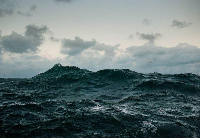сон море