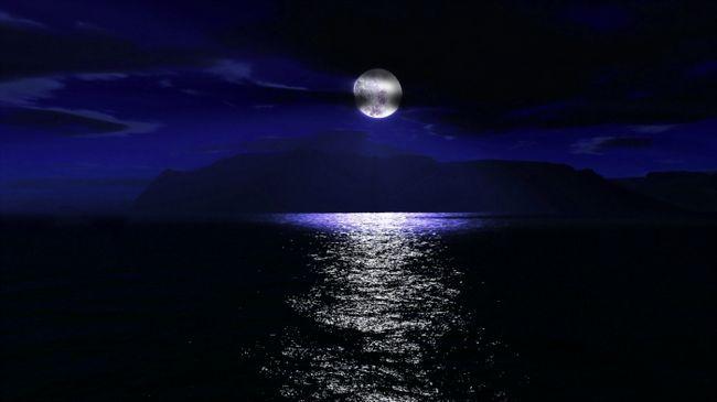 сон море з хвилями