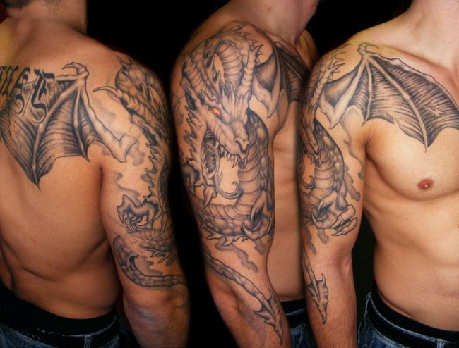 до чого сниться татуювання на нозі