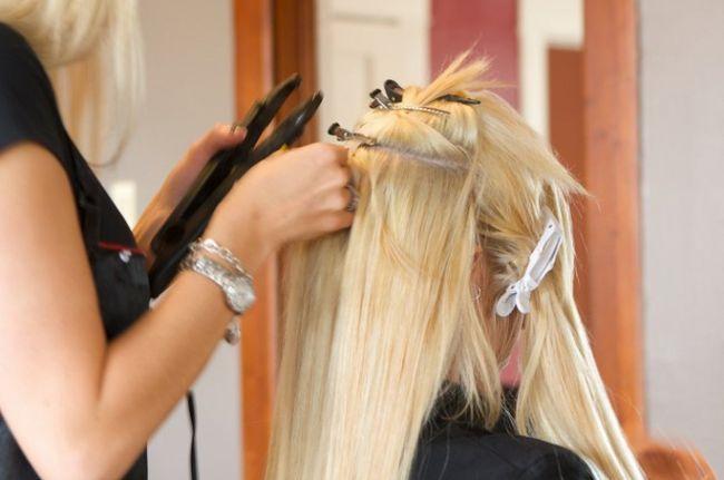 Фото - Як почувають себе ваші волосся після нарощування волосся?