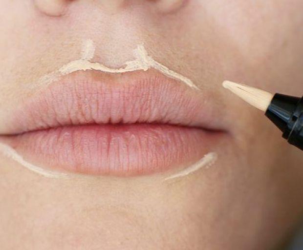 Фото - Як візуально збільшувати губи: хитрощі макіяжу