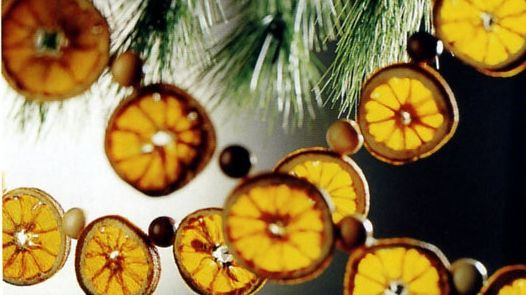 Фото - Як засушити апельсини для декору. Цікаві ідеї використання сушених цитрусів