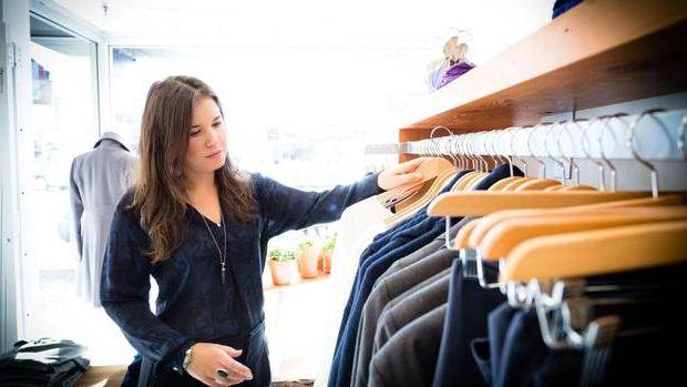 Фото - Магазин одягу: бізнес-план. Як відкрити магазин одягу?