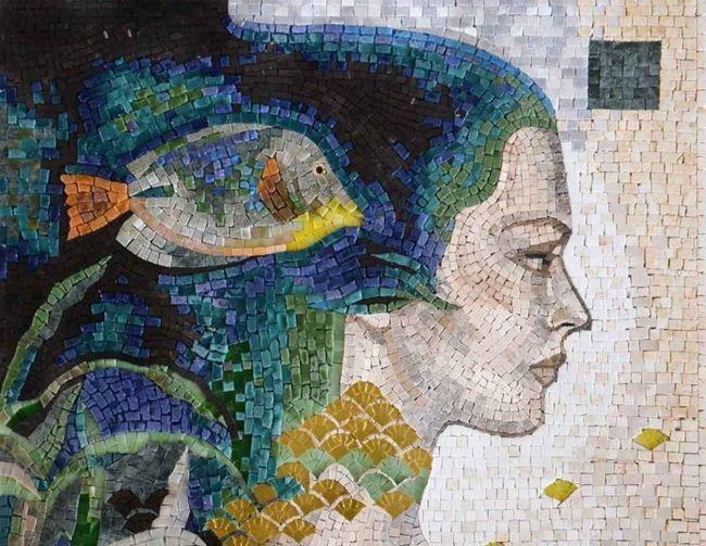 Фото - Мозаїчна картина своїми руками