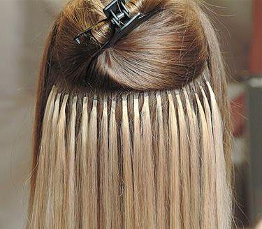 Фото - Нарощування волосся. Холодне нарощування: відгуки, фото