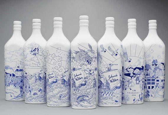 Фото - Оформлення пляшки своїми руками стрічками та цукерками. Оформлення весільних пляшок своїми руками