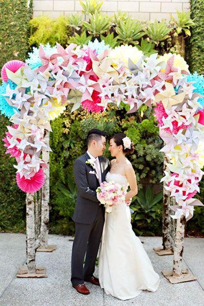 оформлення квітами весілля