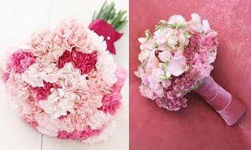 оформлення коралової весілля квітами