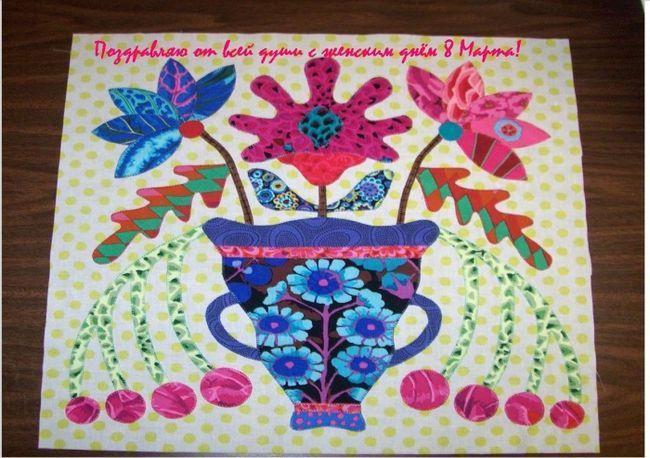 Фото - Оригінальні ідеї листівок на 8 березня своїми руками
