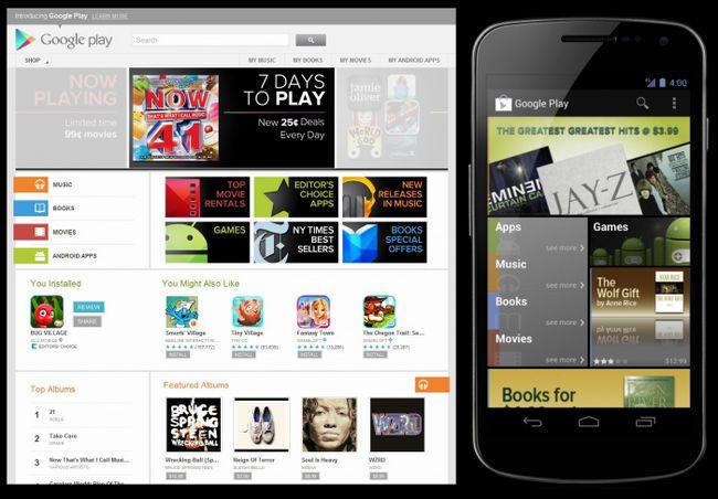 Фото - Play market: