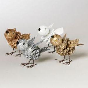 саморобка «пташка» своїми руками з природного матеріалу