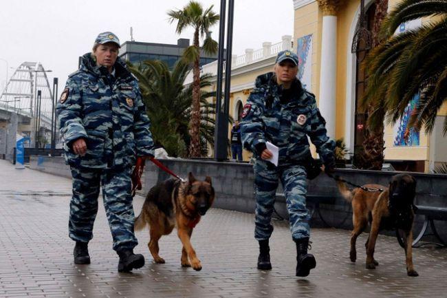 Фото - Поліцейський - професія, яку вибирають сильні і сміливі