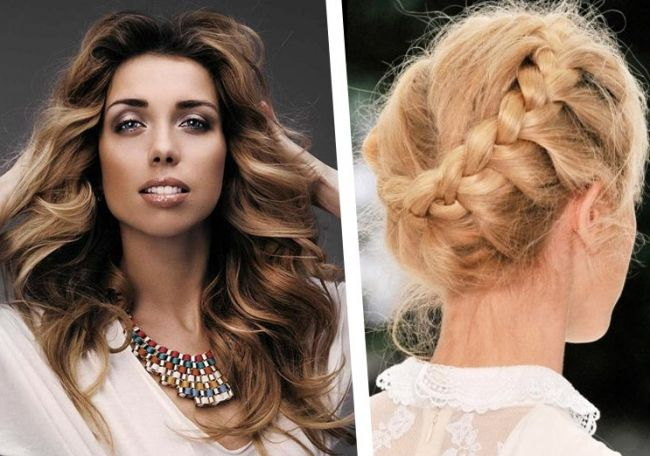 Фото - Поліна Репік: зачіски на довге волосся