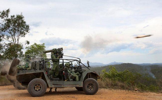 Фото - ПТУР - зброя для ураження танків. ПТУР