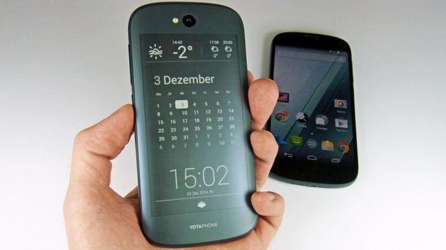 Фото - Російський смартфон yotaphone 2: відгуки власників, характеристики