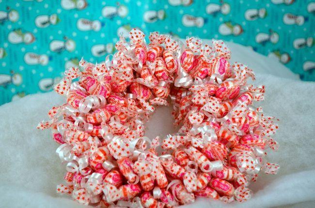 кермо з цукерок мк