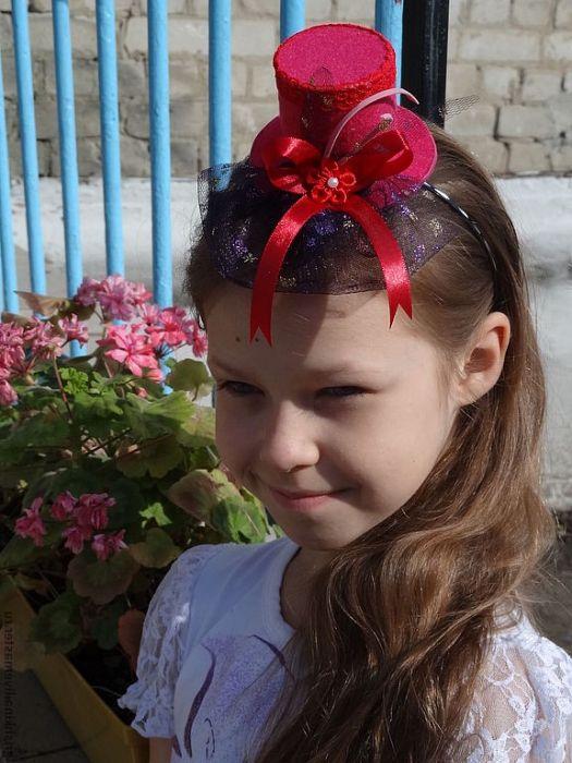 Фото - Капелюшки для дівчаток своїми руками: майстер-клас