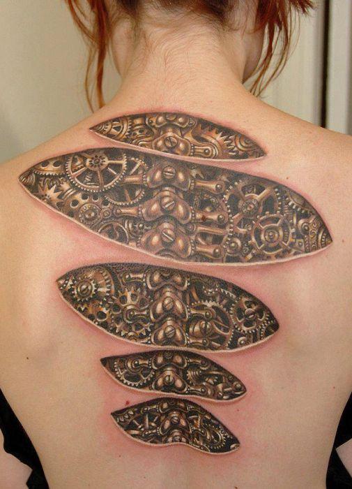 Фото - Скільки заживає татуювання? Від чого залежить час загоєння?