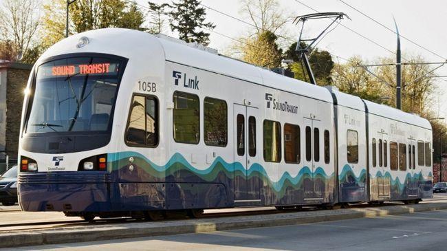 схема швидкісного трамвая