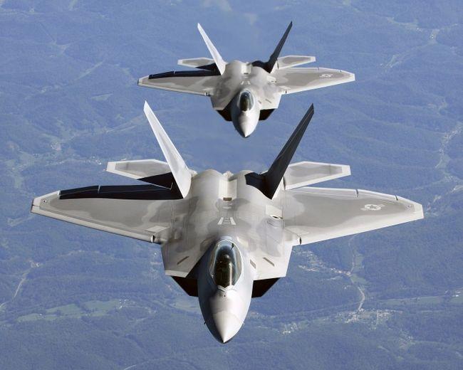 Фото - Порівняння кращих літаків (5 покоління). Літаки 5-го покоління