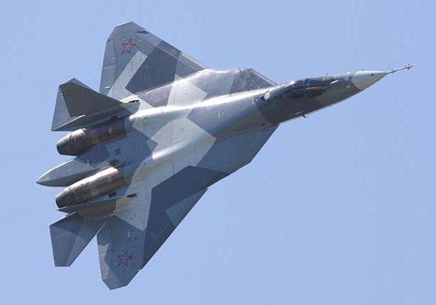 літаки 5 покоління росії