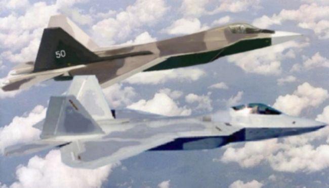 літаки 5 го покоління