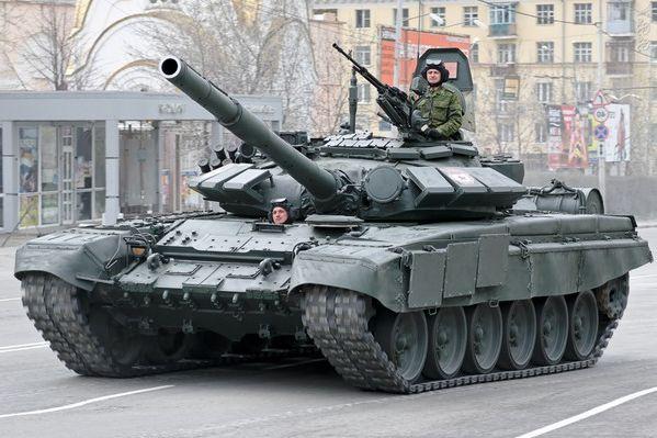 Фото - Танк т-72: характеристика і фото. Т-72