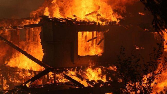 Фото - Трактування того, до чого сниться палаючий будинок