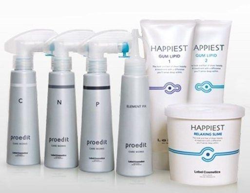 процедура щастя для волосся відгуки