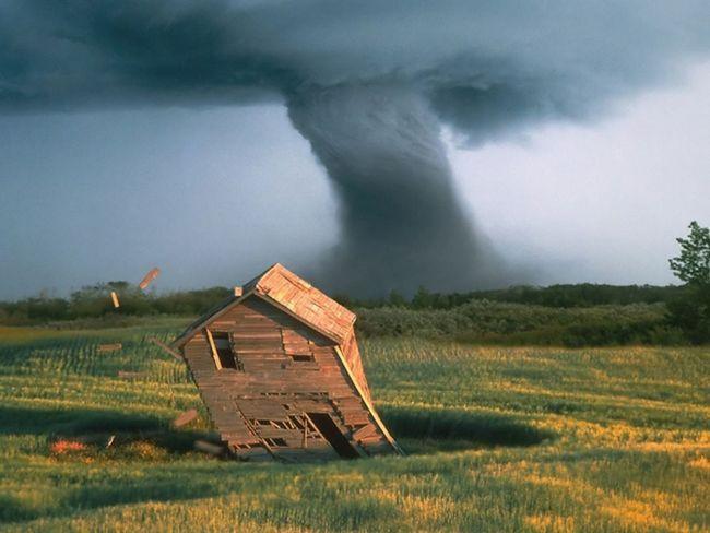 бачити уві сні ураган