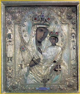 Фото - Віленська ікона божої матері: про що моляться?
