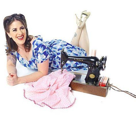 Фото - Викрійка: плаття з трикотажу. Побудова викрійки