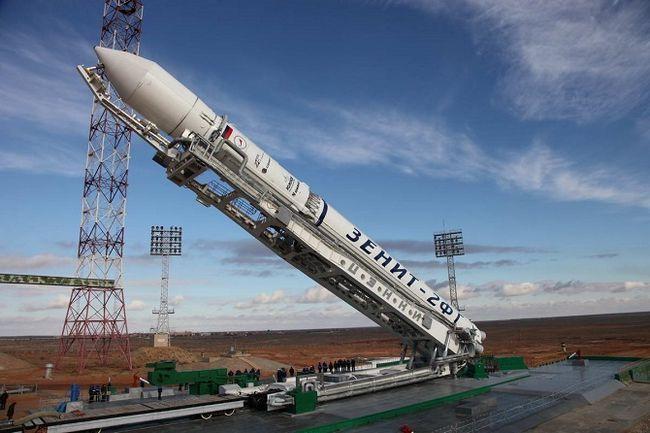 Зеніт ракета