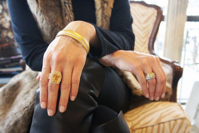 Фото - Жовті камені. Дорогоцінні й напівкоштовні камені